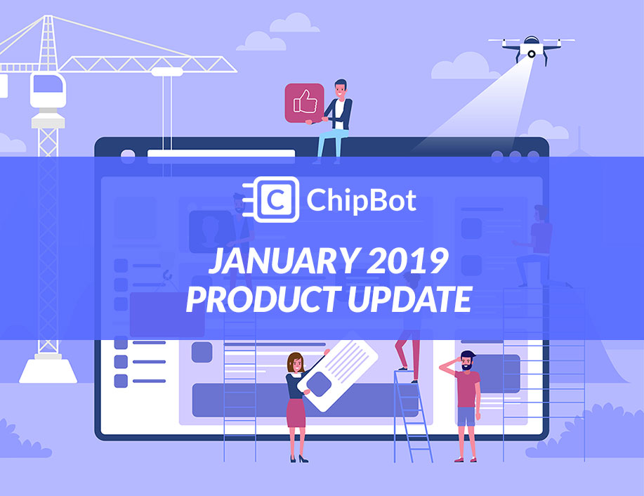 January 2019 Product Update