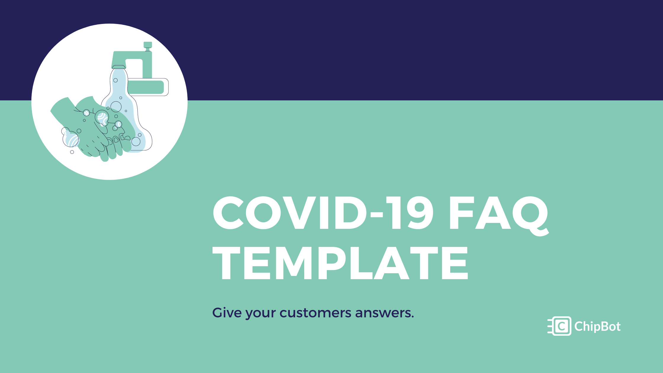 Covid-19 FAQ Template for your Customers