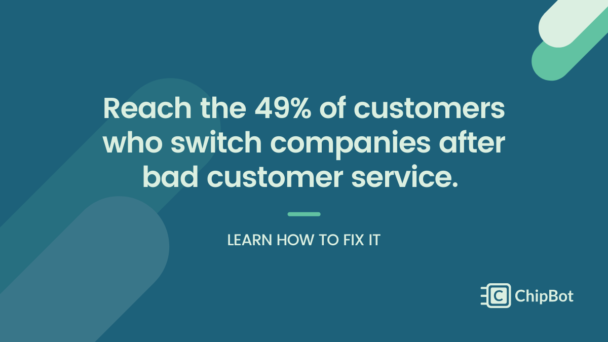 How to Fix the Bad Customer Service Lurking on Your Website