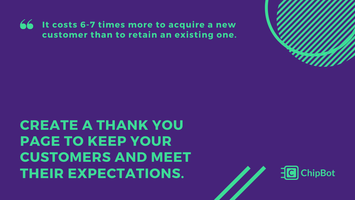 8 Thank You Page Examples for Beating Their Expectations