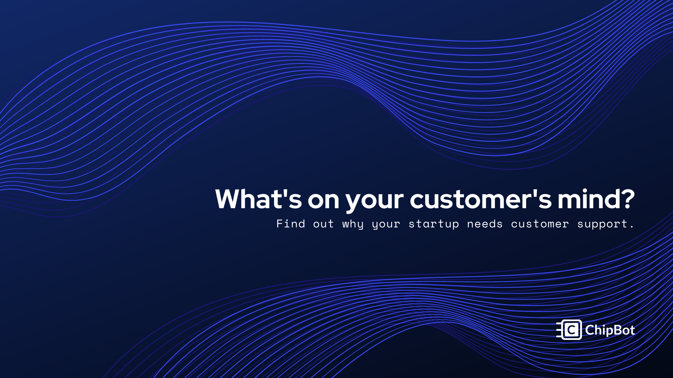 Startup Customer Support Needs a Part in the Process
