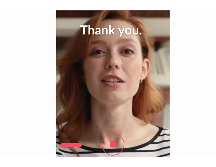 Thank you page video. Reduce churn and shrink refund rates. ChipBot Pylons.